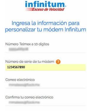 Cambia el nombre y contraseña de tu módem Telmex