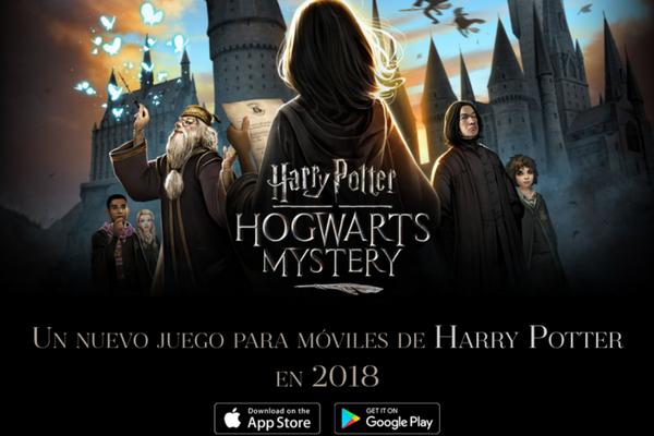Conoce El Nuevo Juego De Harry Potter Para Celular Antes De Su