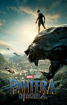 Black Panther en Claro video HBO