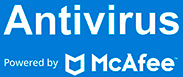 Antivirus Powered by McAfee